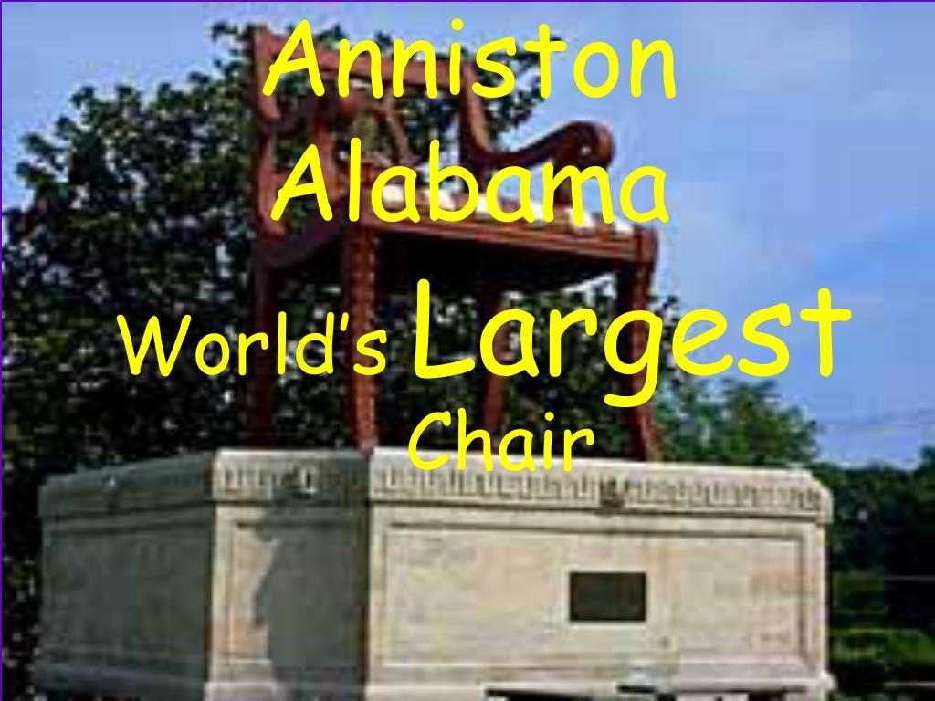 Anniston Alabama