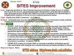 3 7 3 3 sites improvement