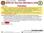 issue 04 05 bas for service members with families