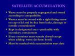 satellite accumulation30