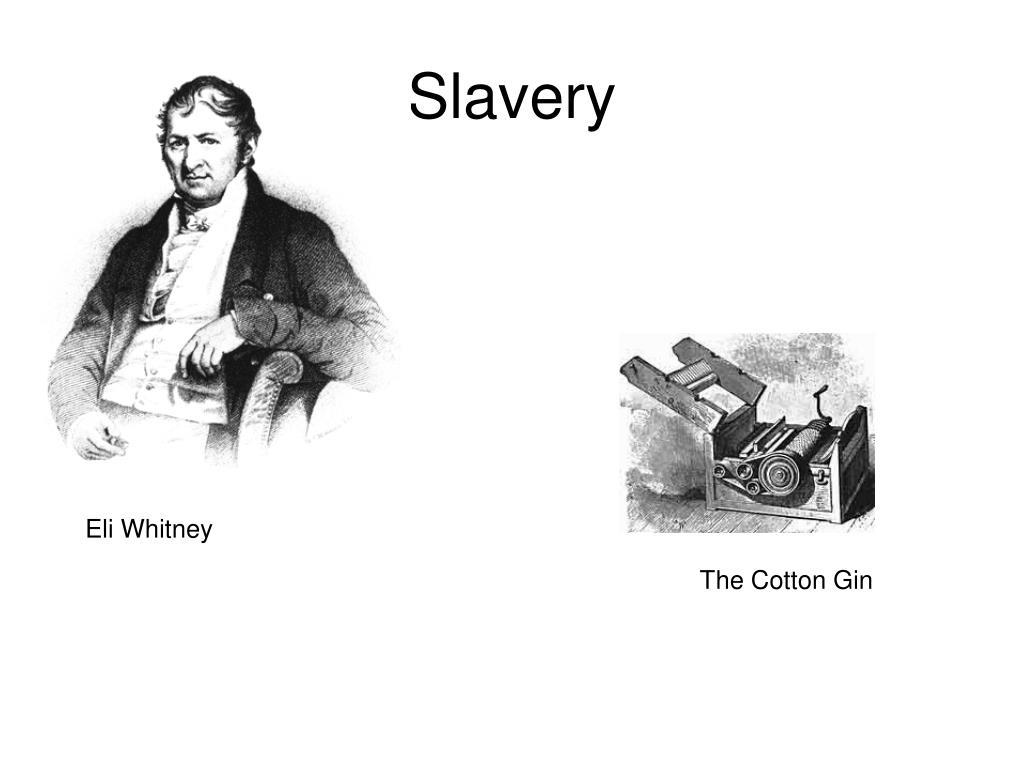slavery l.