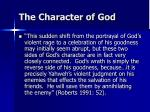 the character of god3