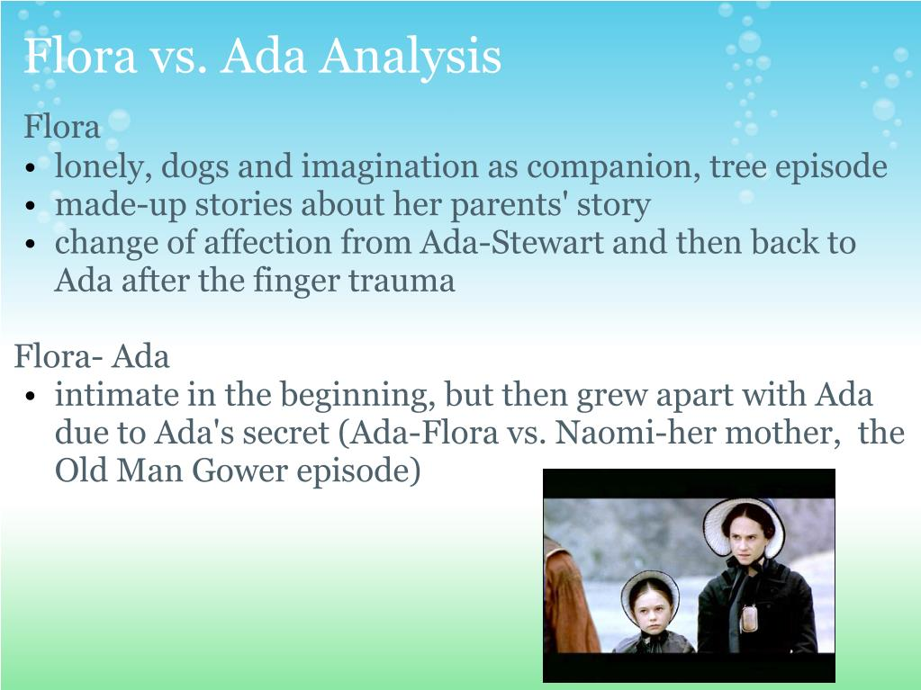 Flora vs. Ada Analysis