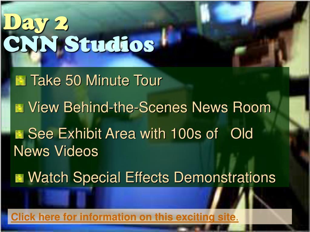 Take 50 Minute Tour