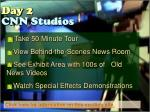 day 2 cnn studios