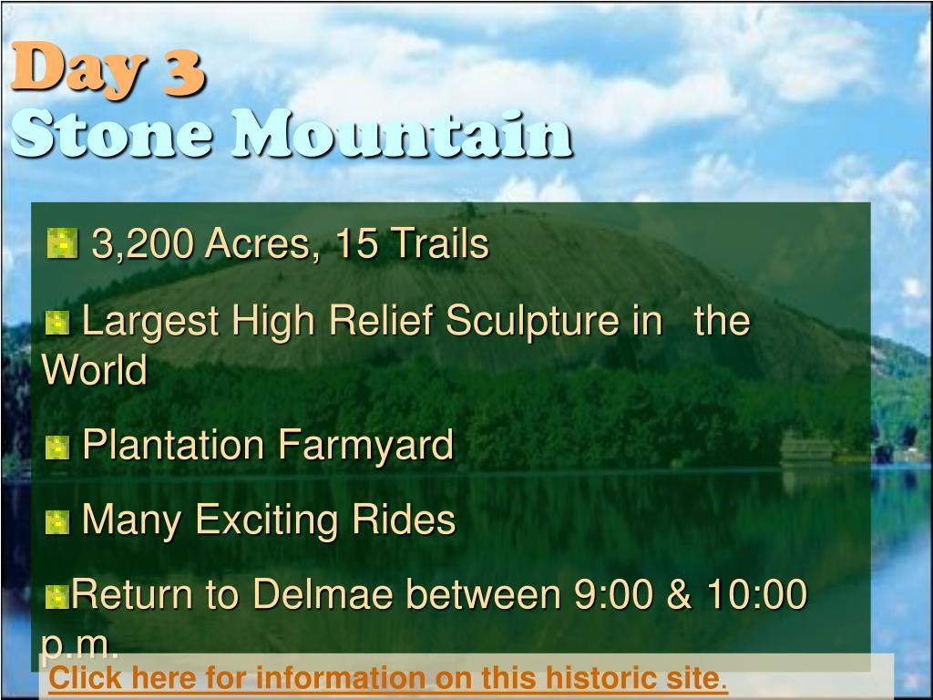 3,200 Acres, 15 Trails