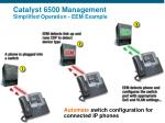 catalyst 6500 management simplified operation eem example