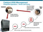 catalyst 6500 management simplified operation smart call home