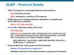 glbp protocol details