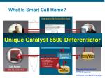 what is smart call home