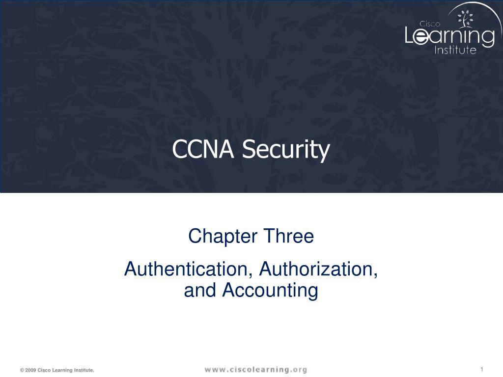 ccna security l.