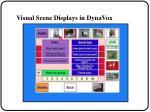 visual scene displays in dynavox