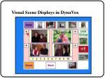 visual scene displays in dynavox31