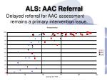 als aac referral