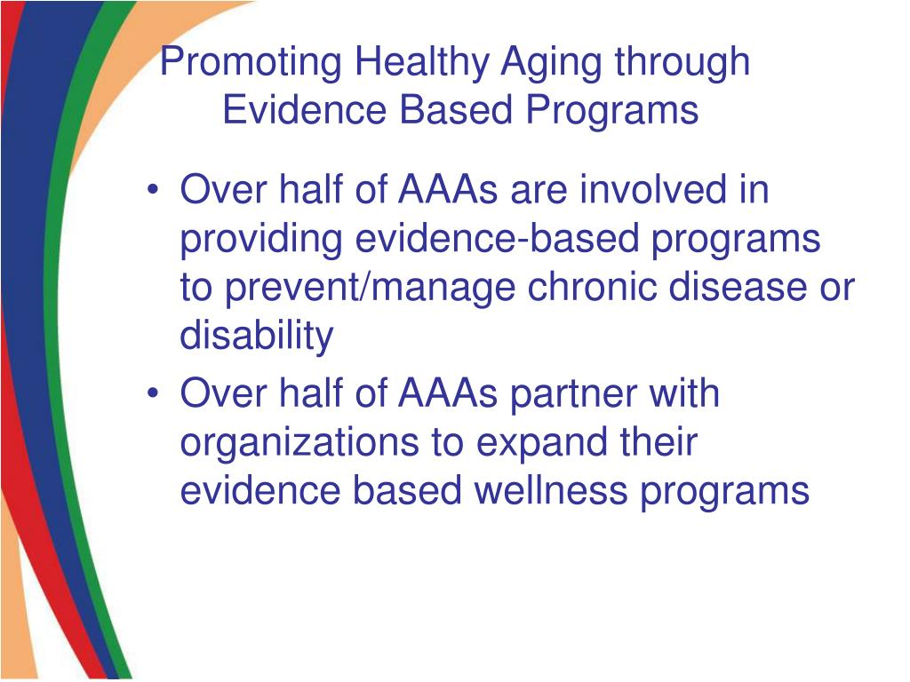 Promoting Healthy Aging through