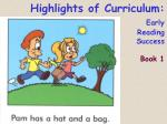 highlights of curriculum early reading success book 146