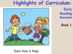 highlights of curriculum early reading success book 147