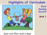 highlights of curriculum early reading success book 148