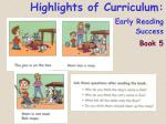 highlights of curriculum early reading success book 557