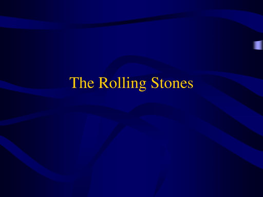 the rolling stones l.