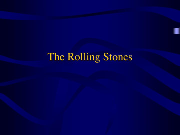 the rolling stones n.