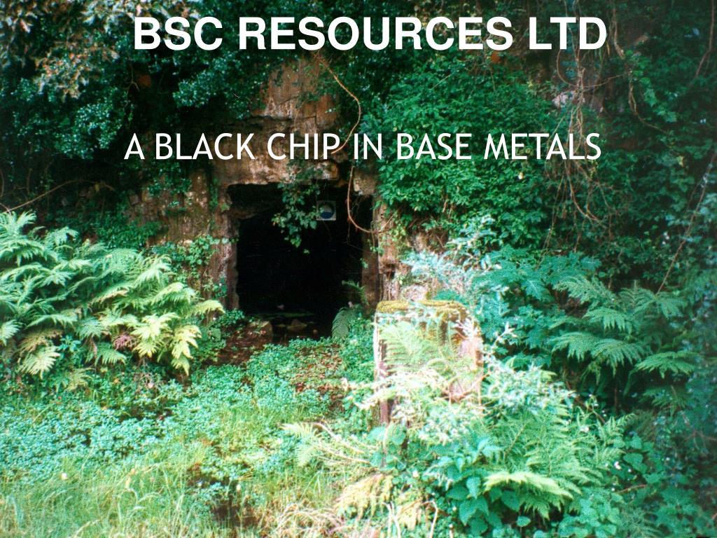 BSC RESOURCES LTD