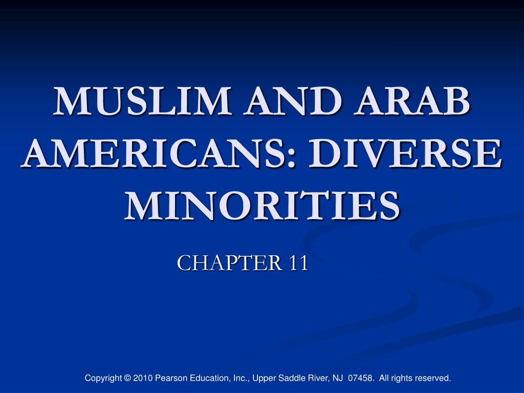 muslim and arab americans diverse minorities l.
