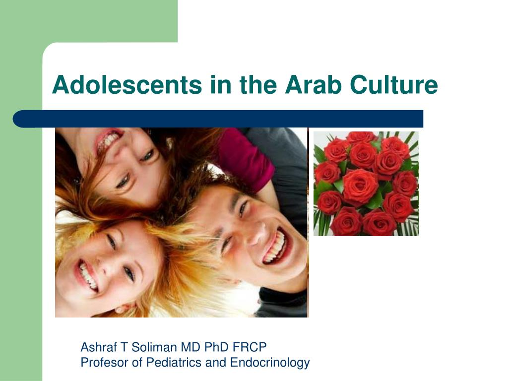 adolescents in the arab culture