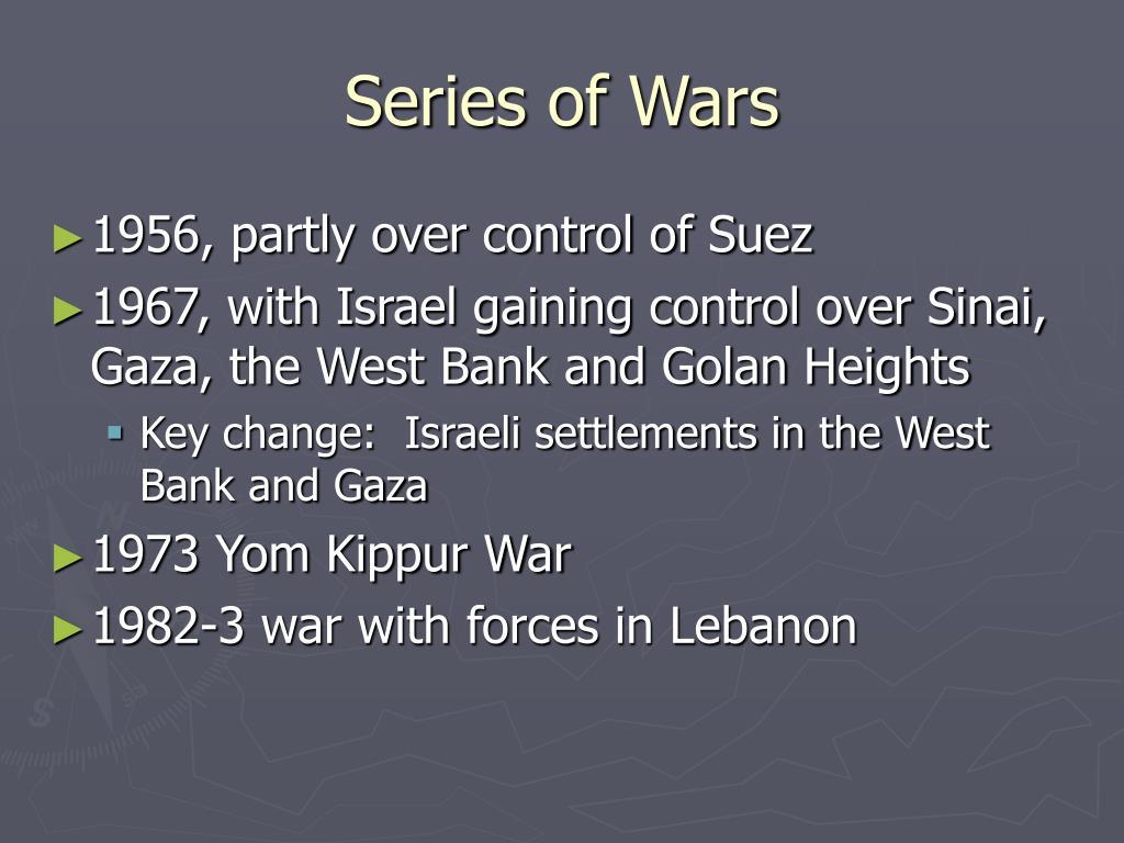 Series of Wars