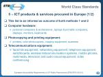 5 ict products services procured in europe 1 2