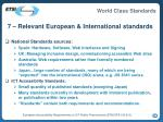 7 relevant european international standards36