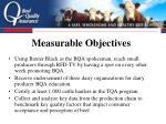 measurable objectives10