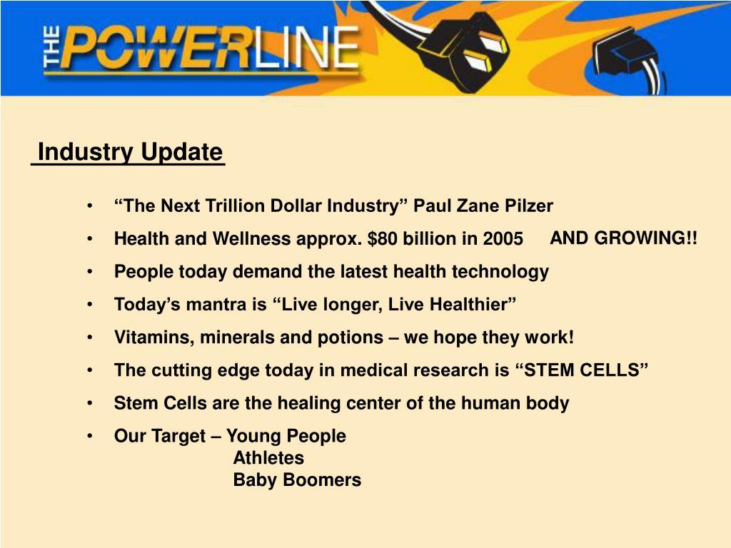 Industry Update