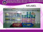 melabel