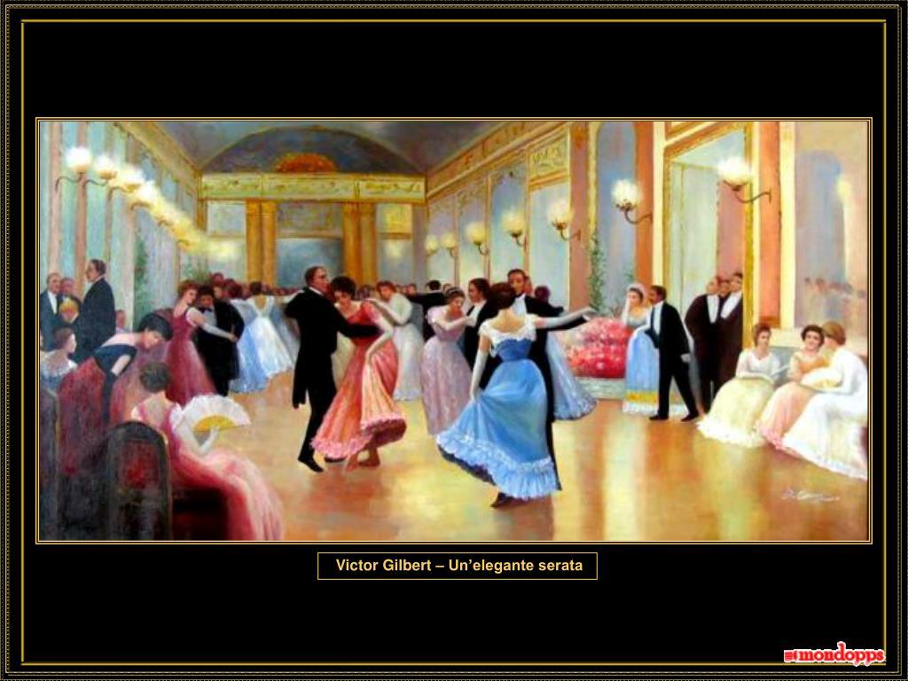 Victor Gilbert – Un'elegante serata