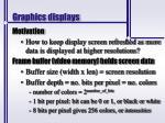 graphics displays