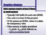 graphics displays8