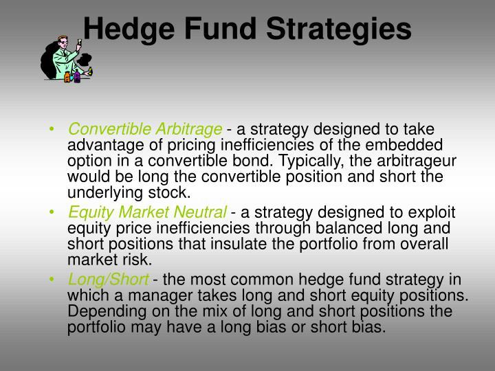 Hedge fund strategies3
