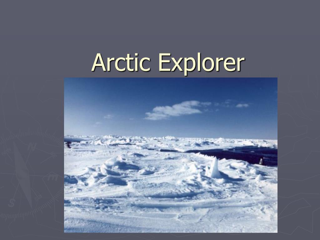 arctic explorer l.