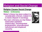 religion and social change25