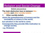 religion and social change31