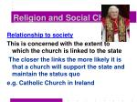 religion and social change33