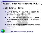 neshaps for area sources 200714