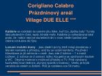 corigliano calabro pr zdninov are l village due elle