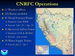 cnrfc operations