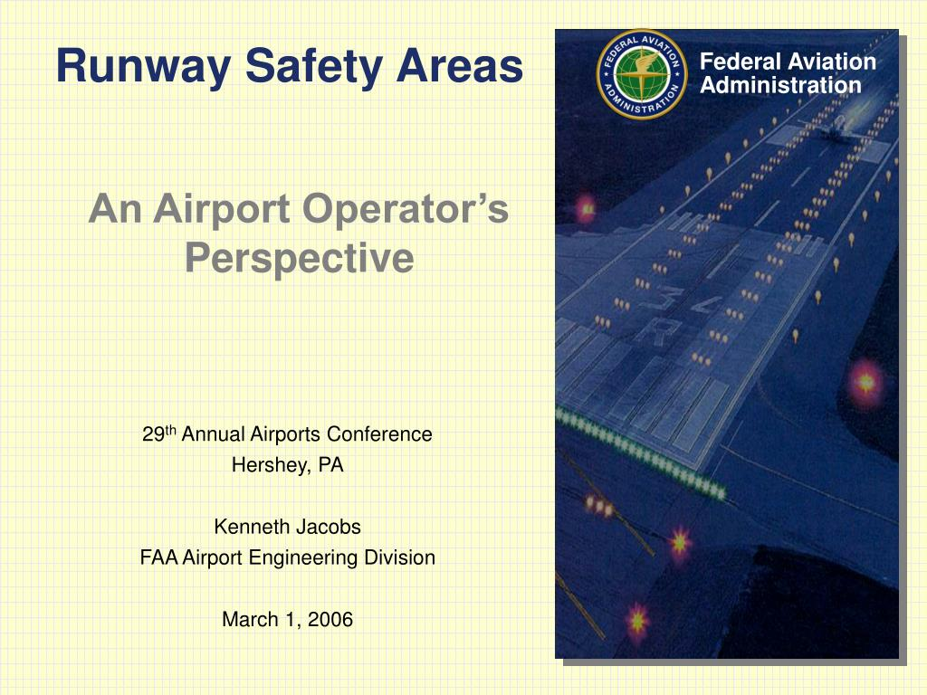 runway safety areas l.