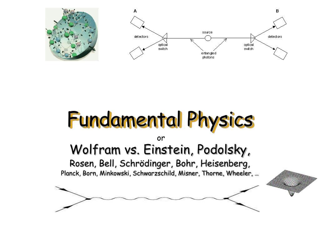fundamental physics l.