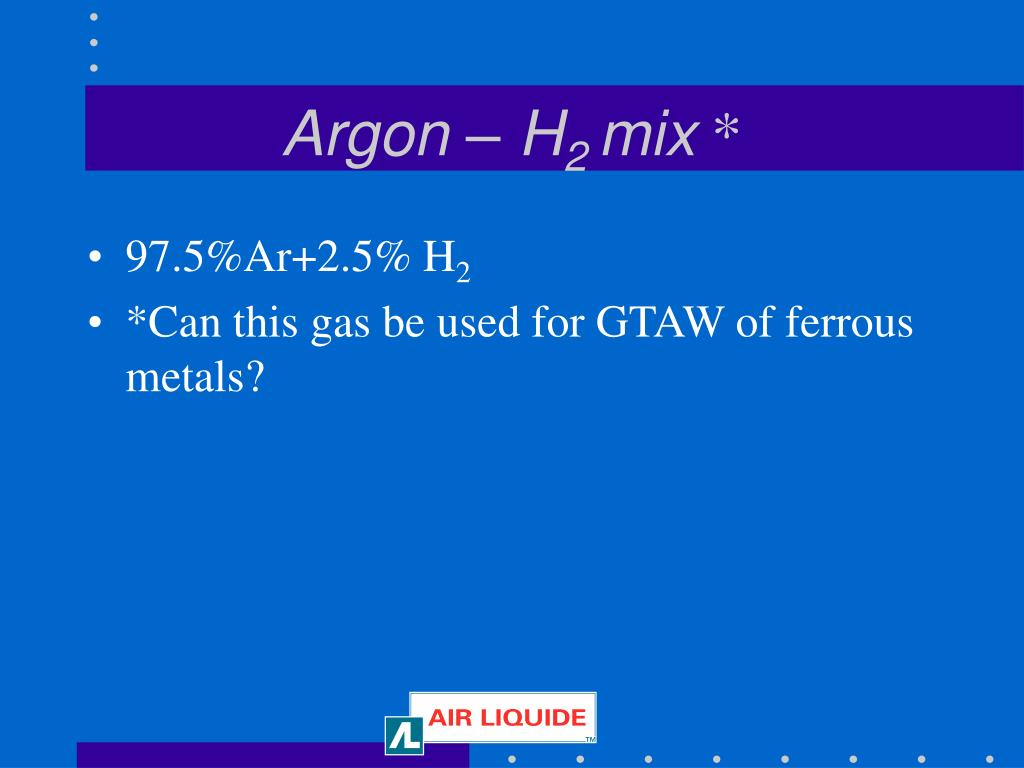 Argon – H