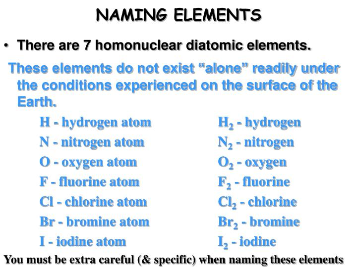 Naming elements3