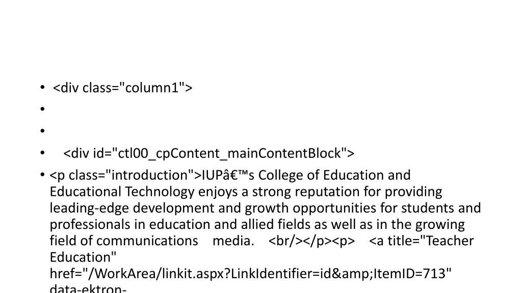 """<div class=""""column1"""">"""